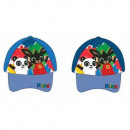 Bing boy in baseball cap (blue)