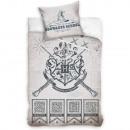 mayorista Artículos con licencia: Ropa de cama de Harry Potter (Hogwarts, marrón)