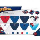 Spiderman ropa interior 3dp