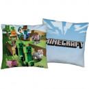 Minecraft poduszka dekoracyjna 40x40cm