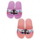 mayorista Zapatos: Minnie niña ratón en zapatillas (morado, melocotón
