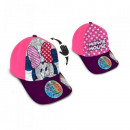 wholesale Scarves, Hats & Gloves: Minnie mouse baseball cap (54) sequins
