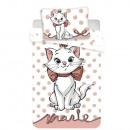 Marie cat ovis bed linen (polka dots)