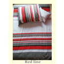 wholesale Bedlinen & Mattresses:Crepe Bedding (Red Line)