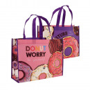 wholesale Shopping Bags:Donut with shopping bag