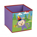 Großhandel Babyspielzeug: Fisher Price Spielzeugspeicher (Cube) Affe