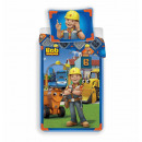 wholesale Bed sheets and blankets: Bob the Builder Bedding 140x200 70x90