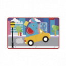 wholesale Children's Furniture: Fisher Price rug 45x75 cm (elephant)