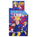 Großhandel Lizenzartikel: Fireman Sam Bettwäsche 140x200 70x90