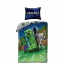wholesale Licensed Products: Minecraft bed linen (blue)