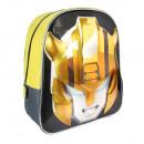 Großhandel Handtaschen: Transformers Bumblebee 3D Rucksack