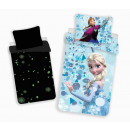wholesale Licensed Products: Phosphorescent frozen bedding 140x200 70x90