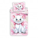 Marie cat bedding (floral)