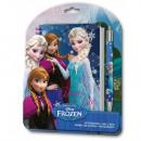 wholesale School Supplies: frozen notebook and pen set