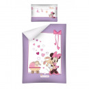 wholesale Licensed Products: Minnie mouse ágyemű 100x135 40x60