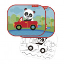 wholesale Baby Toys: Fisher price car awning (Panda)
