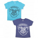 Camiseta de manga corta para niño de Harry Potter