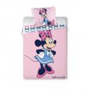 Minnie mouse ovis ágynemű (dots)