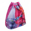 ingrosso Scuola: Trolls palestra bag 23X21X9,5 cm