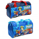 wholesale Travel and Sports Bags:Fireman Sam sports bag