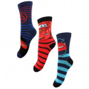 Cars socks 3 pcs