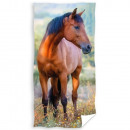 wholesale Licensed Products: Brown riding towel (field)