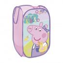 Großhandel Lizenzartikel: Peppa Pig Game Lagerung (Mesh) 36X36X58CM