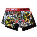hurtownia Produkty licencyjne:Star Wars bokserki