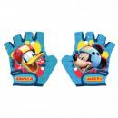Großhandel Schals, Mützen & Handschuhe: Mickey Maus und Donald Duck Fahrradhandschuhe