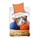 Kitten bedding 140x200 cm