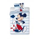 Großhandel Bettwäsche & Decken: Mickey Mouse Bettwäsche 100x135 40x60