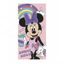 wholesale Towels: Minnie Mouse Quick Dry Towel (Unicorn)