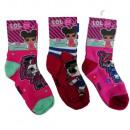 Großhandel Lizenzartikel:LOL Socken (rot)