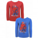 Camiseta de manga larga Spider-Man
