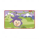 wholesale Children's Furniture: Fisher Price Carpet 45X75CM Monkey