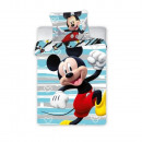 Mickey mouse ovis bedding (striped)
