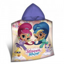 wholesale Towels:Shimmer and Shine poncho