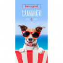 wholesale Bath & Towelling: Dog Towel (summer) 70x140 cm