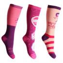 Violetta knee socks