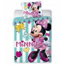 hurtownia Produkty licencyjne: Minnie pościel mouse Ovis (turkusowa)