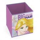 wholesale Houseware: Disney priincess game storage (cube)