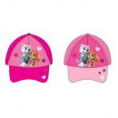 Paw Patrol girl in baseball cap (pink)