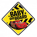 Cars baby on board board