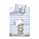 Osito de peluche ropa de cama 100x135 cm niño