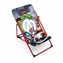 Avengers deck chair