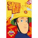 Fireman Sam towel