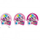 Minnie mouse baseball cap (pink glitter)