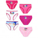 wholesale Licensed Products: Shimmer and Shine underwear 3 pcs