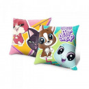 wholesale Bed sheets and blankets: Littlest Pet shop decorative pillow 40x40 cm