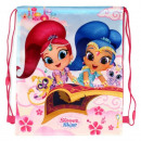 grossiste Fournitures scolaires: Sac de sport Shimmer and Shine